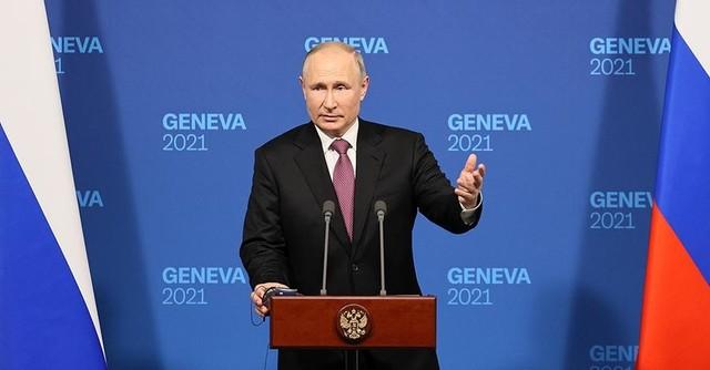 Пресс-конференция Путина после встречи с Байденом. Мои впечатления.