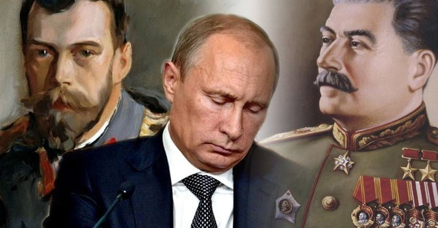Хронологическая матрица России - варианты будущего