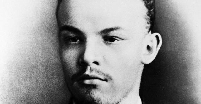 Ленин как символ свободы человека от власти элит феодалов, капитала и царизма